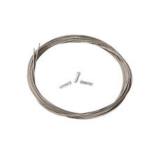 Jobsworth Pro Stainless Gear Cable Pair