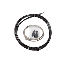 Jobsworth Stainless Shimano Gear Cable Pack