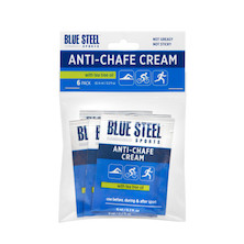 Blue Steel Sports Anti Chafe Cream Single Use