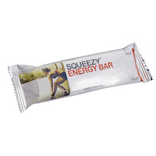 Squeezy Sports Nutrition Energy Bar 50g Box of 20