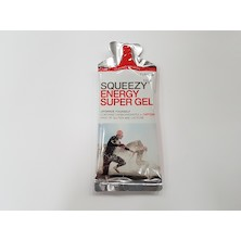 Squeezy Sports Nutrition Energy Super Gel 33g