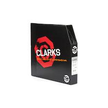 Clarks Universal Brake Cable Housing / Black / 30m