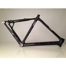 Planet X Pro Carbon XLS Cyclo Cross Frame / 54cm / Stealth Black