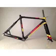 Planet X Pro Carbon XLS Cyclo Cross Frameset / 54cm / Flanders V2 / Cosmetic Damage