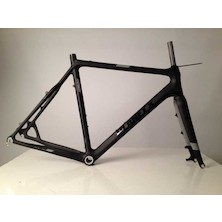 Planet X Pro Carbon XLS Cyclo Cross Frameset / 59cm / Stealth Black