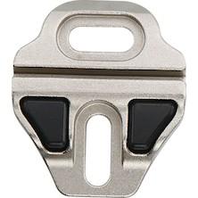 Exustar E-C100AL Track Cleat 6061 Aluminium