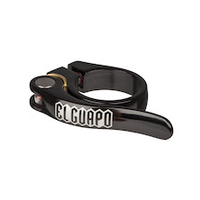 El Guapo Holster Forged Q/R Alloy Seatclamp