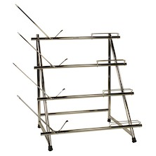 BiciSupport 4 Level Bicycle Display Stand