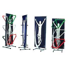 BiciSupport Six Frame Display