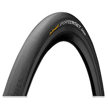 """Continental Sport Contact II 26"""" Wired Tyre"""