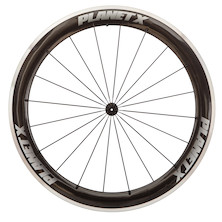 Planet X 60mm Carbon Clincher Front Wheel
