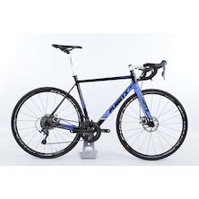 Planet X RTD-80 Shimano Tiagra 4700 Disc Road Bike Medium Blue Sky White