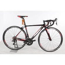 Planet X Maratona Shimano 105 5800 Road Bike / 48cm / Black And Red