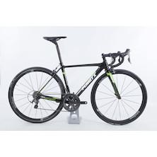 Planet X Maratona Shimano Ultegra 6800 Carbon Road Bike / 48cm / Black And Green