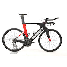 Planet X Exo3 Time Trial Bike Shimano Ultegra 6800 Vision 35 Edition X Large Black And Red