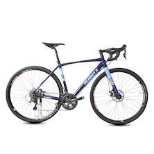 Planet X Full Monty Shimano Tiagra 4700 Disc Gravel Bike / Medium / Midnight Blue