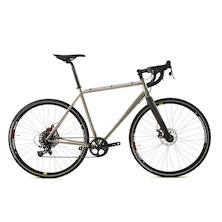 On-One Pickenflick SRAM Apex 1 Mechanical  Cyclocross Bike Medium Brushed