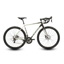 Viner Strada Bianca Shimano Ultegra 6800 Gravel Adventure Bike / Medium /  White Green