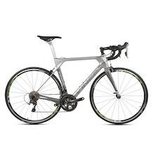 Viner Settanta Shimano Tiagra 4700 Aero Road Bike Bullseye Edition / Large (54cm) / Platinum 70