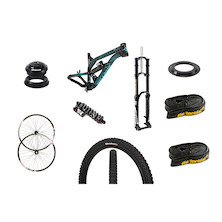 On-One S36 27.5 Downhill Bike Upgrade Bundle