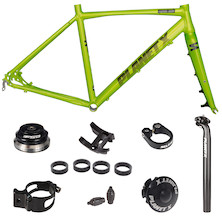 Planet X London Road Frameset And Fittings Bundle