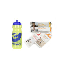 Carnac Bottle And Squeezy Sports Promo Sampler Bundle