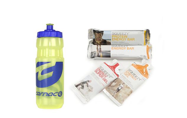 Carnac Bottle And Squeezy Sports Promo Sampler Bundle