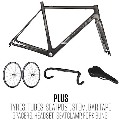 Planet X RT-80 Rolling Chassis Frame Bundle