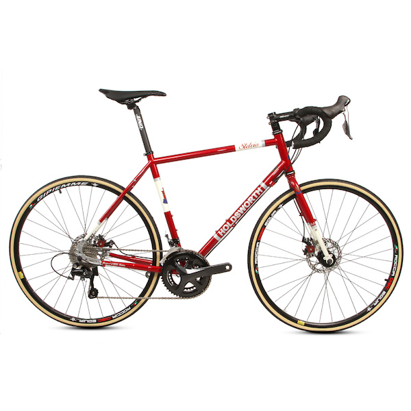 Holdsworth Stelvio Shimano Sora R3000 Touring Adventure Bike
