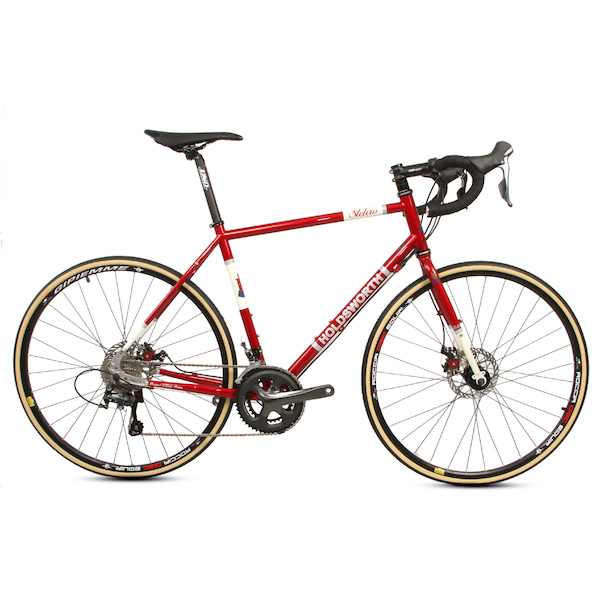 Holdsworth Stelvio Shimano Tiagra 4700 Touring Adventure Bike