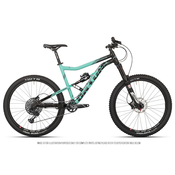 On-One Codeine 27.5 SRAM X01 Mountain Bike