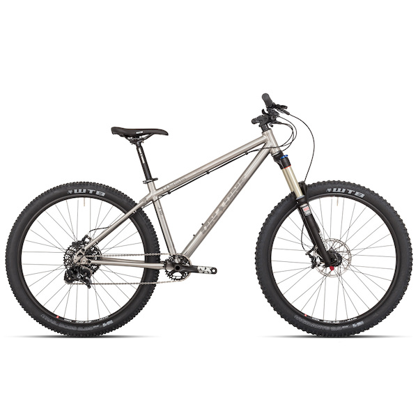 On One Ti 45650B Sram NX1 Mountain Bike