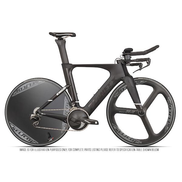 Planet X Exo3 Time Trial Bike SRAM Red Etap Edition