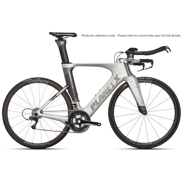 Planet X Exo3 Time Trial Bike SRAM Rival 11 Vision 35