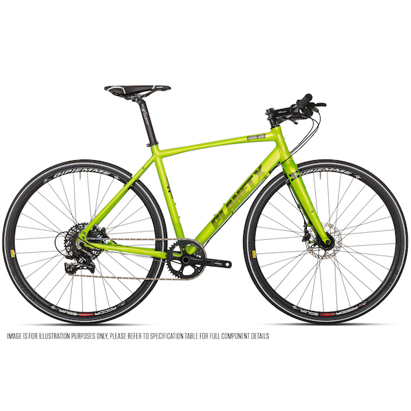 Planet X London Road SRAM Apex 1 Flat Bar Urban Bike