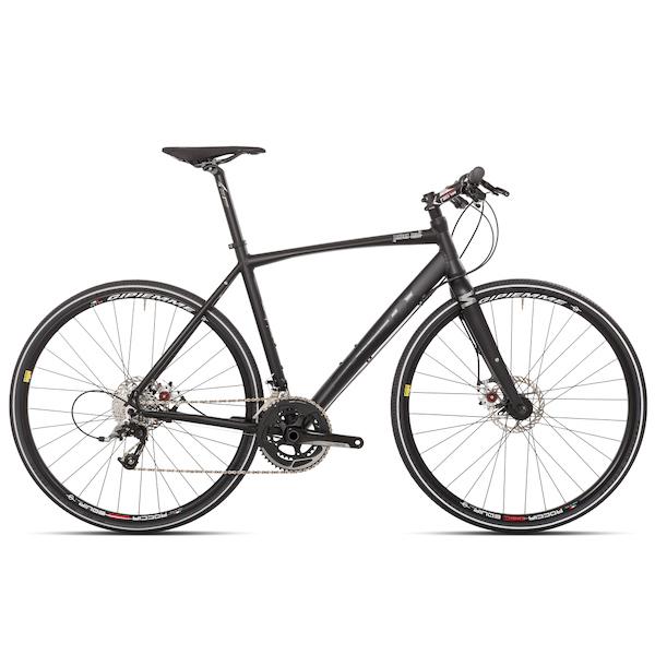 Planet X London Road Flat Bar Bike Sram Rival 11 Speed Road Bike