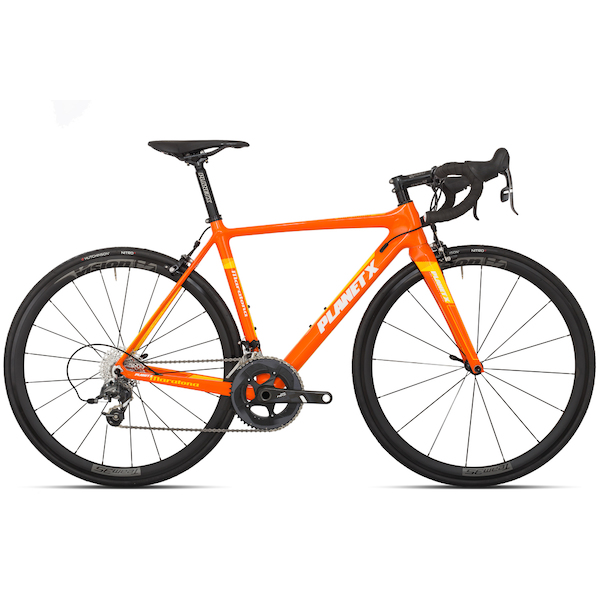Planet X Maratona SRAM Force Carbon Road Bike
