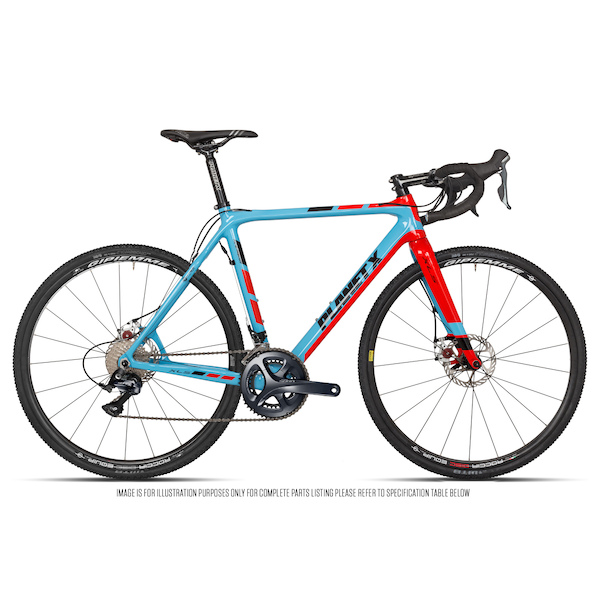 Ground Breaking Cyclocross Bikes Planet X