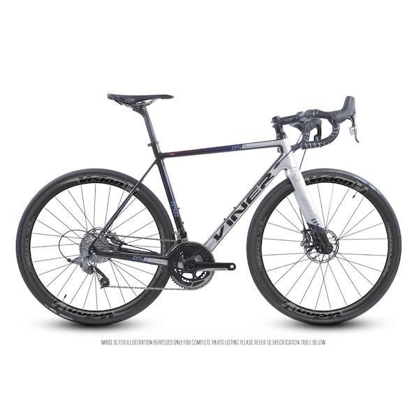 Viner Mitus Disc SRAM Rival 11 HRD Vision 30 Road Bike Limited Edition