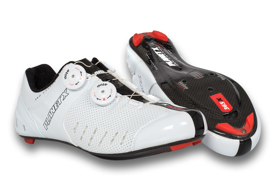 Planet X select only the best performing road shoes, mountain bike Footwear, cycling socks and overshoes in a mission to keep your feet in perfect condition.