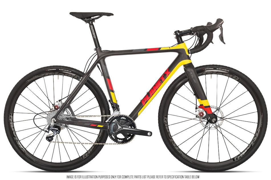 Cyclocross Bikes Planet X