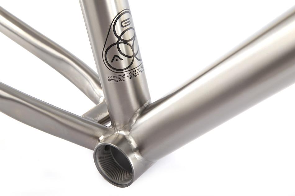 On-One Pickenflick Titanium Cyclocross Frameset | Planet X