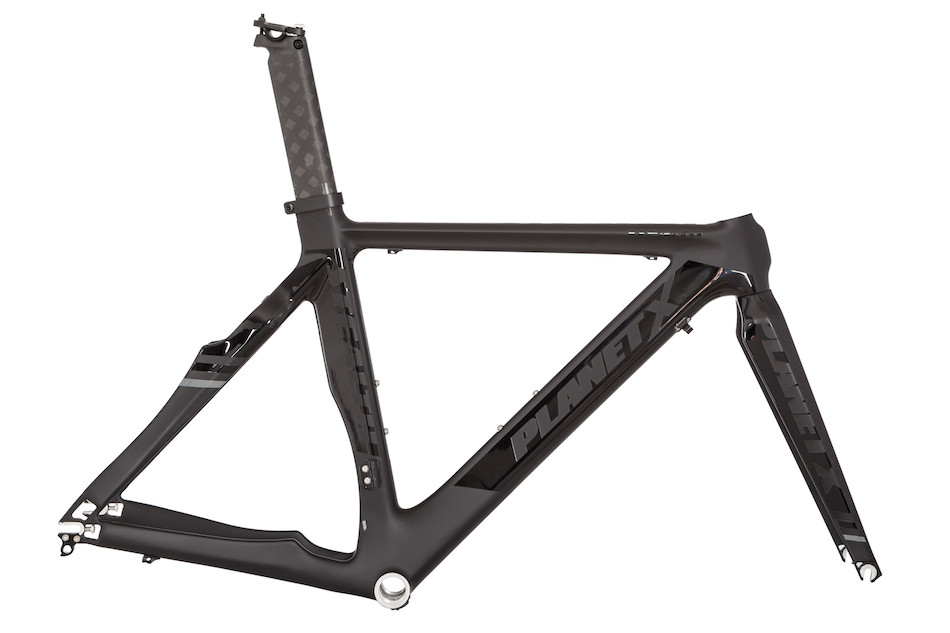 Planet X Stealth Pro Carbon Time Trial Frameset Planet X