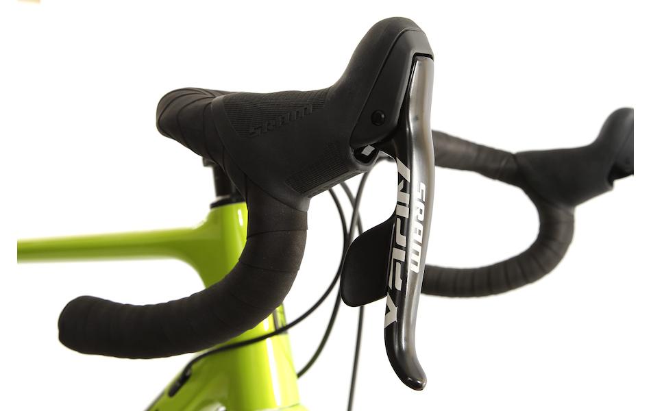 On One Bish Bash Bosh SRAM Apex 1 Mechanical Disc Adventure / Gravel Bike