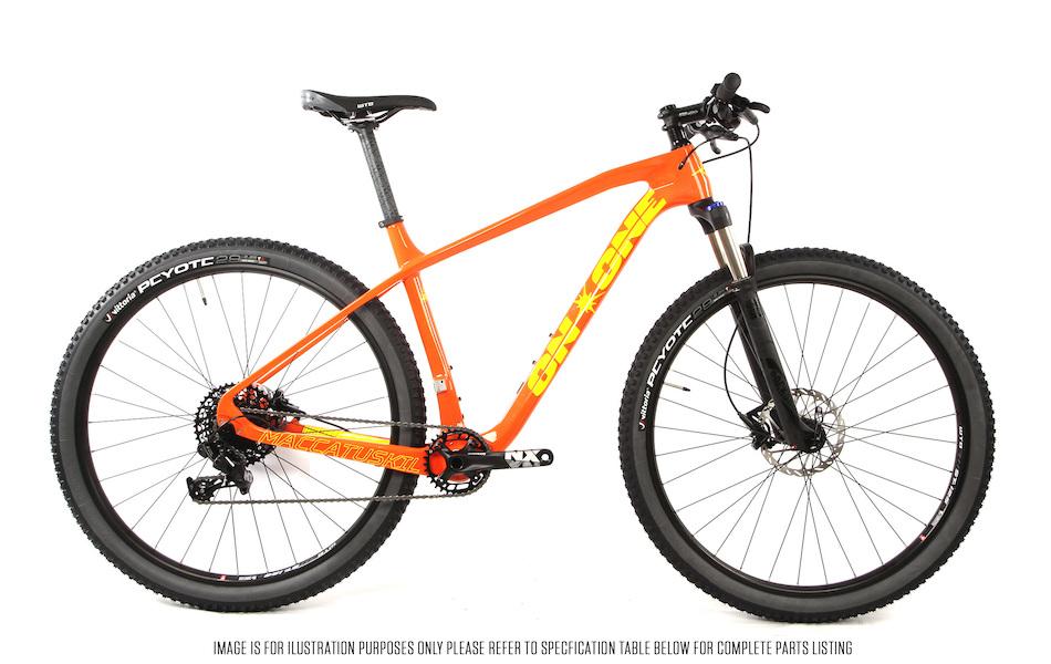 On-One Maccatuskil Madness SRAM NX1 Mountain Bike