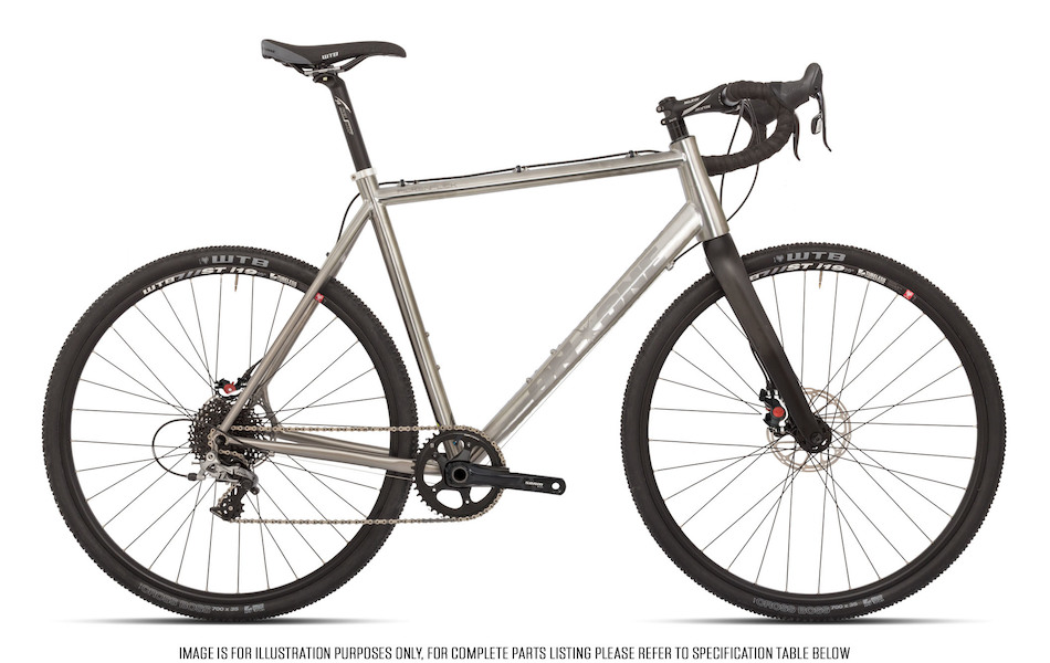 On-One Pickenflick SRAM Apex 1 Mechanical  Cyclocross Bike