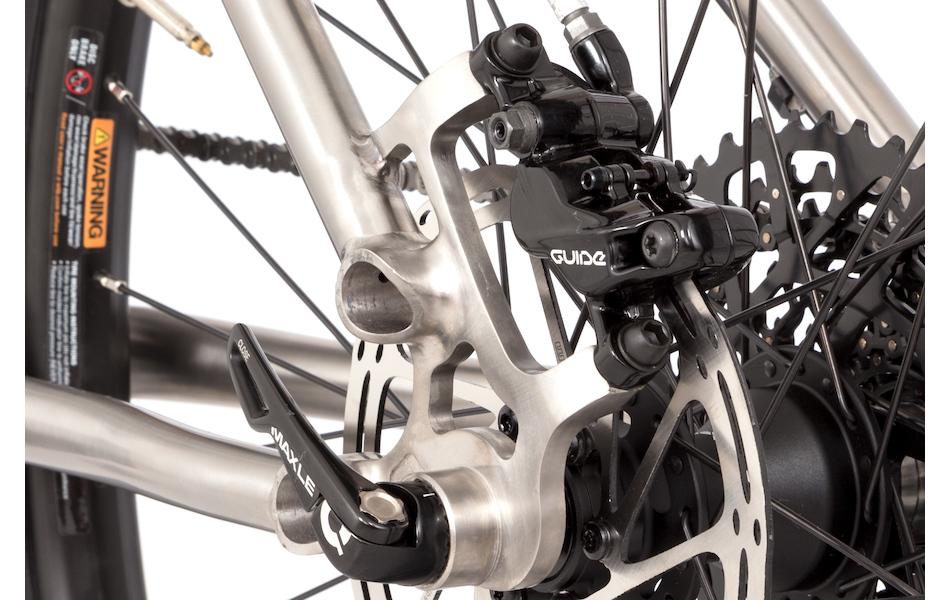On One Ti 45650B Sram GX1 Mountain Bike