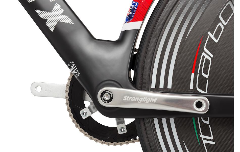 Planet X Koichi San II Elite Aero Carbon Track Bike