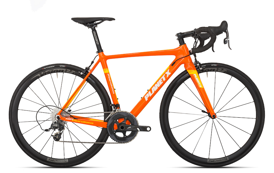 Planet X Maratona SRAM Force Carbon Road Bike