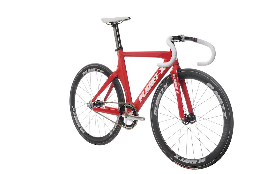 Planet X Pro Carbon Track Elite Bike Planet X